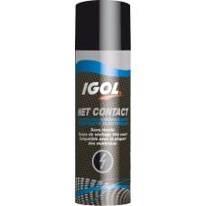 Net Contact 300 ml hideg zsírtalanító szer, elektromos érintkezéshez.